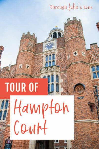 Hampton Court Tour: Tudor History and Beautiful Architecture