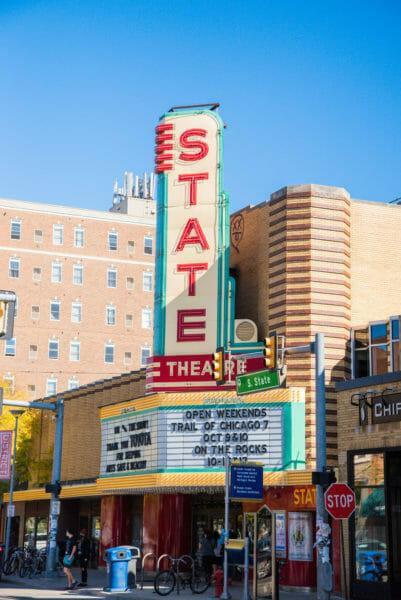 State Theatre in Ann Arbor, Michigan