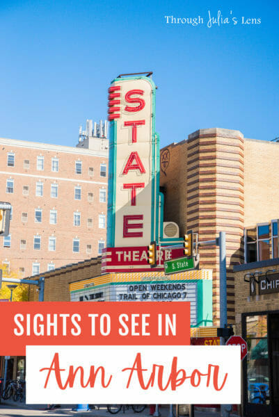 Ann Arbor Sights: Historic House and Downtown Walking Tour