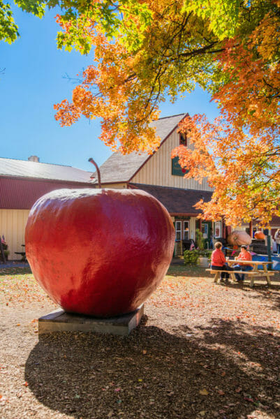 Robinette's Apple Haus in Grand Rapids, MI