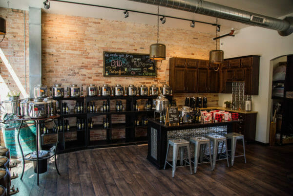 Old World Olive Press in Grand Rapids, MI