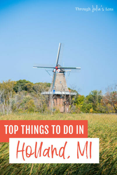 Fun Things to Do and Attractions in Holland, MI